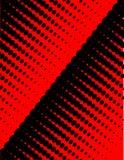 Roter schwarzer abstrakter Hintergrund. Stockfotografie