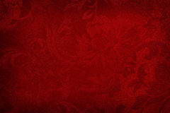 Roter Silk Hintergrund stockfoto