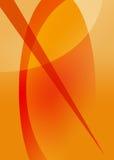 Roter Stangen-Hintergrund stock abbildung
