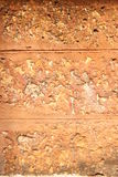 Roter Steinflussstein Stockfotos