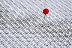 Roter Stift stockbilder