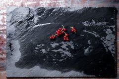 Roter Strom Lizenzfreies Stockbild