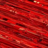 Roter Technologiehintergrund Lizenzfreie Stockfotografie