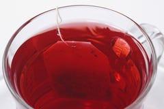 Roter Tee Lizenzfreie Stockfotos