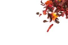 Roter Tee Stockfotos