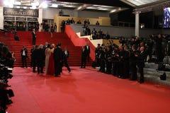 Roter Teppich Cannes Lizenzfreie Stockbilder