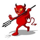 Roter Teufel Lizenzfreies Stockfoto