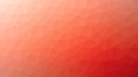 Roter triangulierter Hintergrund Lizenzfreie Stockfotos