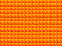 Roter und gelber vierseitiger Hintergrund Lizenzfreies Stockfoto