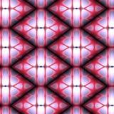 Roter und purpurroter rautenförmiger Fliese-Hintergrund Stockfotos