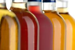 Roter und weißer Wein Lizenzfreie Stockfotografie