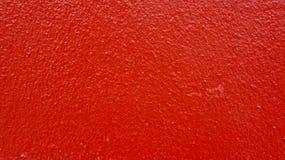 Roter Wandhintergrund Lizenzfreies Stockbild