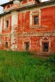 Roter Ziegelstein lizenzfreie stockfotos