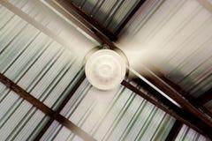 Roterande fan arkivfoto