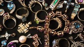 Roterande smycken - HD Fotografering för Bildbyråer
