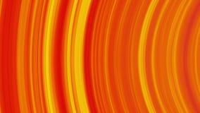 Roterande spiral för klassisk hypnos Abstrakt animering med cirklar från mitt vektor illustrationer
