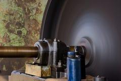 roterande tappning för svänghjul Royaltyfri Bild