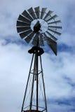 roterande windmill Arkivbild