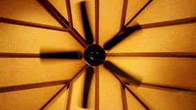Roterende celling ventilator stock videobeelden