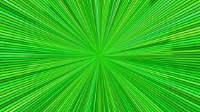 Roterende hypnotic uitbarstingsstrepen - de naadloze grafiek van de lijnmotie royalty-vrije illustratie