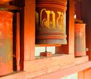 Roterende trommel Royalty-vrije Stock Fotografie