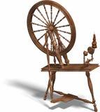roteringshjul Arkivbilder