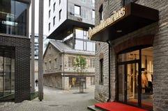 Rotermann Quarter. Tallinn. Estonia Royalty Free Stock Photos