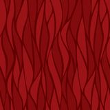 Rotes abstraktes nahtloses Lizenzfreies Stockbild