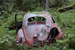 Vergessen Sie Ihr Auto??? Stockbild
