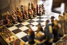 Rotes Armee-Schach Lizenzfreie Stockfotografie