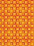 Rotes Art-vektormuster stock abbildung