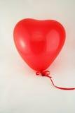 Rotes Balloninneres Stockfotos