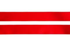 Rotes Band Lizenzfreie Stockfotografie