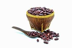 Rotes Bean lizenzfreie stockfotografie