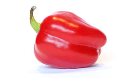 Rotes bellpepper Lizenzfreies Stockbild