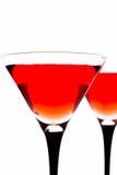 Rotes Cocktail lizenzfreie stockfotos