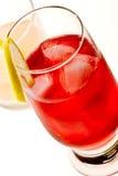 Rotes Cocktail Stockfotos