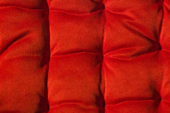 Rotes cushion2 Stockfotos