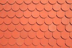 Rotes Dach Lizenzfreie Stockbilder