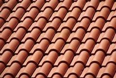 Rotes Dach Lizenzfreie Stockfotos