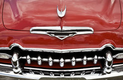 Rotes Desoto Stockfotos