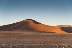 Rotes Dunei Stockbild