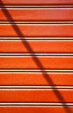 Rotes Fallgatter Lizenzfreies Stockbild