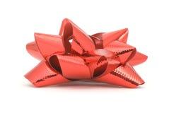 Rotes Farbband Stockbild