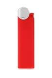Rotes Feuerzeug Lizenzfreie Stockbilder