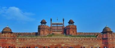 Rotes Fort stockbilder