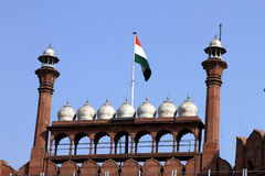 Rotes Fort, Delhi Lizenzfreie Stockfotos
