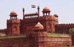 Rotes Fort, Delhi Lizenzfreies Stockbild