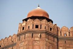 Rotes Fort in Delhi, Indien Stockbild