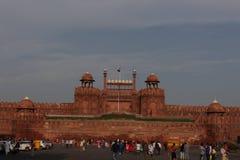 Rotes Fort Neu-Delhi lizenzfreies stockfoto